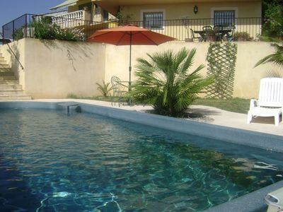 Photo for Apartment located in Saint-Jeannet, a small town in the Alpes Maritimes
