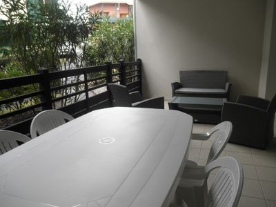 Photo for Beautiful apartment new 4pers *** 800m from the ocean 300m from golf