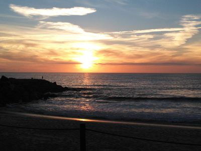 Photo for Holiday home on the beach Furadouro to 70mts Beach