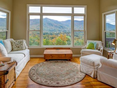 Photo for Robin's Nest | 4 BR Asheville Area| Mtn Views | Cleaning fee already included