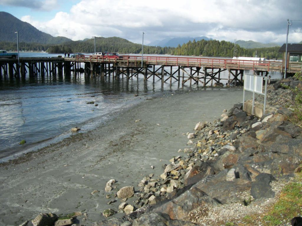 Where To Stay Long Beach Vancouver Island