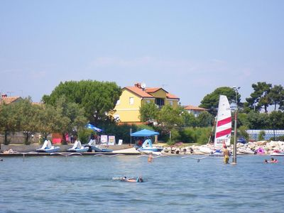 Photo for Apartment in Novigrad (Novigrad), capacity 4+1