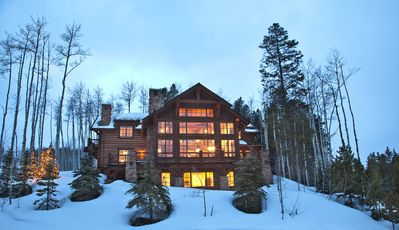 Photo for Magnificent Home, Top of the Mountain in Bachelor Gulch