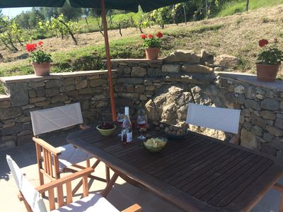 Photo for Large Villa With Private salty water Pool Only Few Kilometres Outside Lucca Town