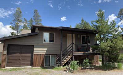Photo for Wildlife Themed Cabin - Close to everything!  1 mile to Yellowstone Park!