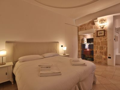 Photo for Beautiful and independent Suite in the center of Lecce (discounts for long periods)