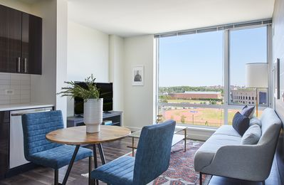 Photo for Sonder | The Continuum | Beautiful 1BR + Gym