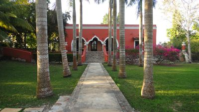 Photo for 2BR Estate Vacation Rental in hoctun,, yucatan