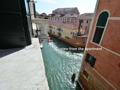 Photo for Apartment in the center of Venice with Air conditioning, Washing machine (645632)