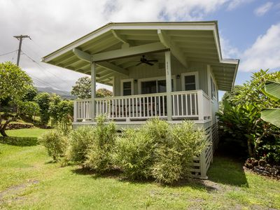 Photo for Beautifully upgraded Cottage in the heart of Hana town, sleeps 2 with 1bed/1ba