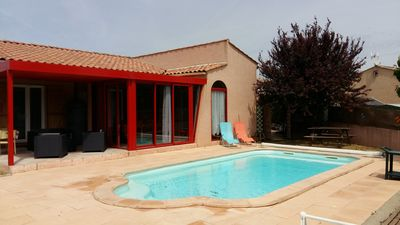 Photo for Holiday home with private pool & heated