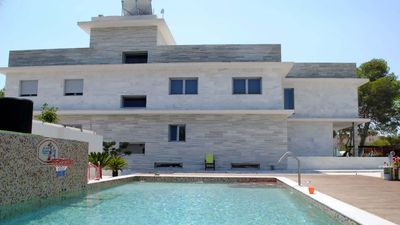 Photo for Luxury villa in Campoamor - Seven Rooms Villa, Sleeps 14