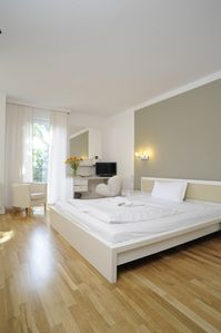 Photo for Serviced Superior Apartment incl. free WLAN, free Parking and bi-weekly cleaning