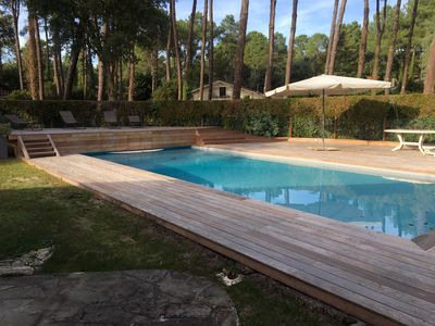 Photo for The Kayola and its large heated pool