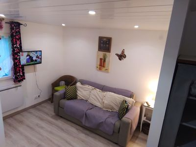 Photo for Homerez last minute deal - Beautiful apt with garden and Wifi