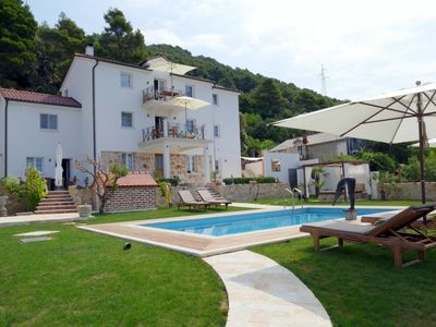 Photo for Holiday house Rab for 4 - 5 persons with 2 bedrooms - Holiday house