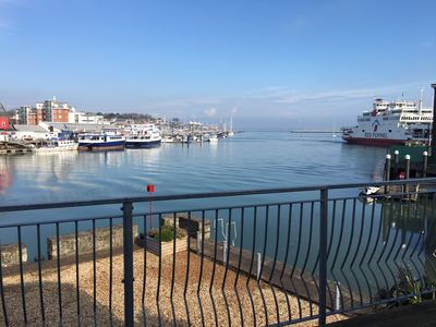 Photo for Waterfront cottage in East Cowes (Sleeps 3)