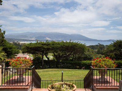 Photo for World-Class Ocean View Villa on Famed 17 Mile Drive