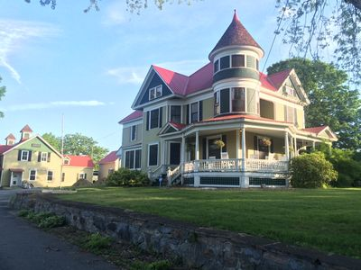Photo for Cycling Friendly B&B On A Historic Farm With Commanding Views Of Lake Champlain