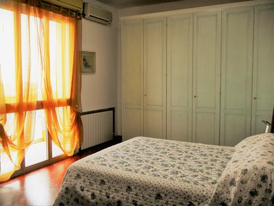 Photo for Comfortable and modern two-room apartment, 5 minutes from the historic center, 8 km from the sea.