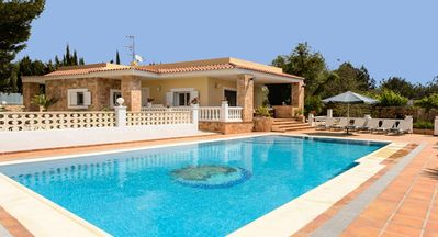 Photo for IBIZA WHY RESERVE THIS VILLA?