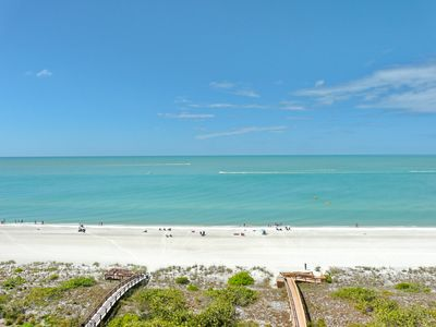 Photo for Cozy beachfront condo w/ heated pool & stunning ocean view