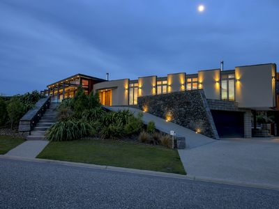 Photo for Private Tennis Court  and Spa | Unparalleled views | Stylish and modern