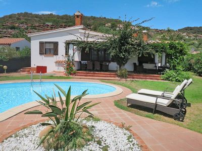 Photo for Vacation home CASA GIACU  in Costa Rei, Sardinia - 9 persons, 4 bedrooms