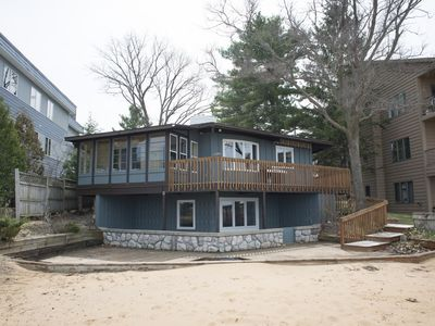 Photo for Traverse City Beach House! Kayaks / Paddle Boards / Grill Included