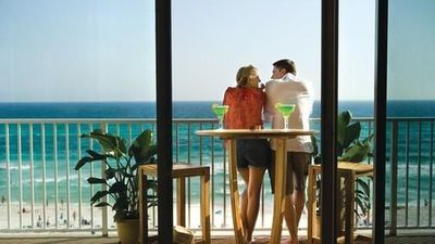 Photo for Panama City, FL: Oceanfront 2 BR Deluxe: Pool, Beach, Watersports & Attractions