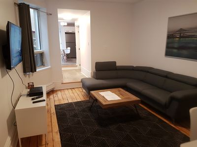 Photo for Large 5 bedroom 2 full bathrooms in downtown Montreal Free Parking