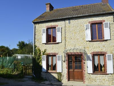 Photo for Nice holiday home in a quiet area close to the beach