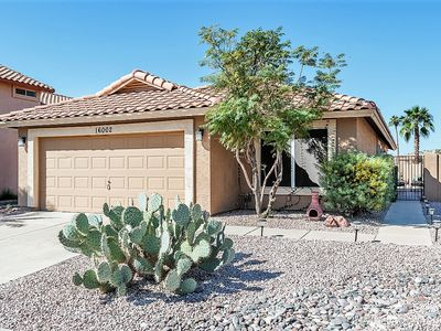 Photo for Welcome to Desert Bliss...a charming home in a perfect setting and  location!