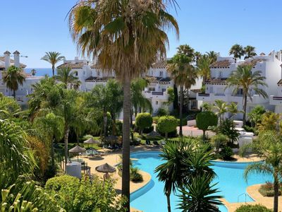 Photo for Vacation home Perla Blanca in Estepona - 6 persons, 3 bedrooms