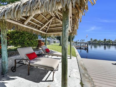 Photo for South Facing Yacht Club Location Very Private Direct Gulf Access Luxury Home