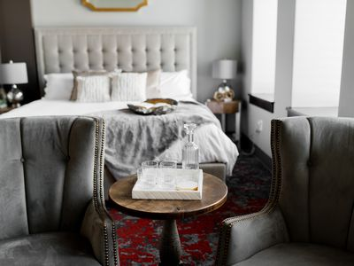 Photo for North Flat Luxury Suite - 450 Sq Ft Overlooking Center Street