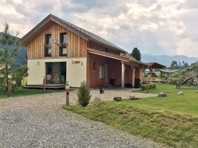 Photo for Detached luxury chalet with wellness close to the Kreischberg