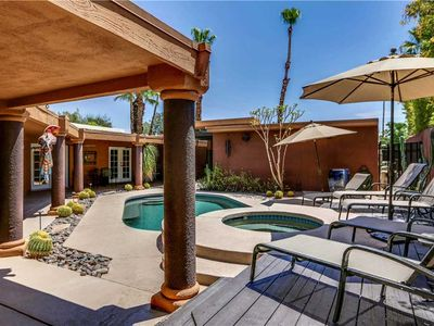 Photo for Modern Pueblo Style Home in the Heart of the Desert!
