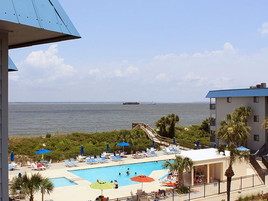 Savannah Beach Amp Racquet Club Unit B319 Vrbo