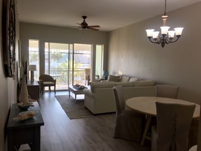 Photo for Newly renovated spacious 3rd floor condo located on Charlotte Harbor