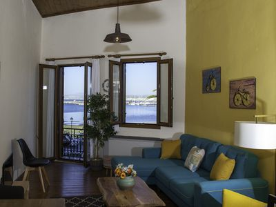 Photo for Rethymno Sea View Maisonette