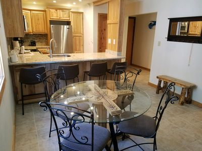 Photo for Ski in/Out(2BR/2BA+Loft) Hot Tub, Slopeside, Copper Mountain (Sleep 6-8)