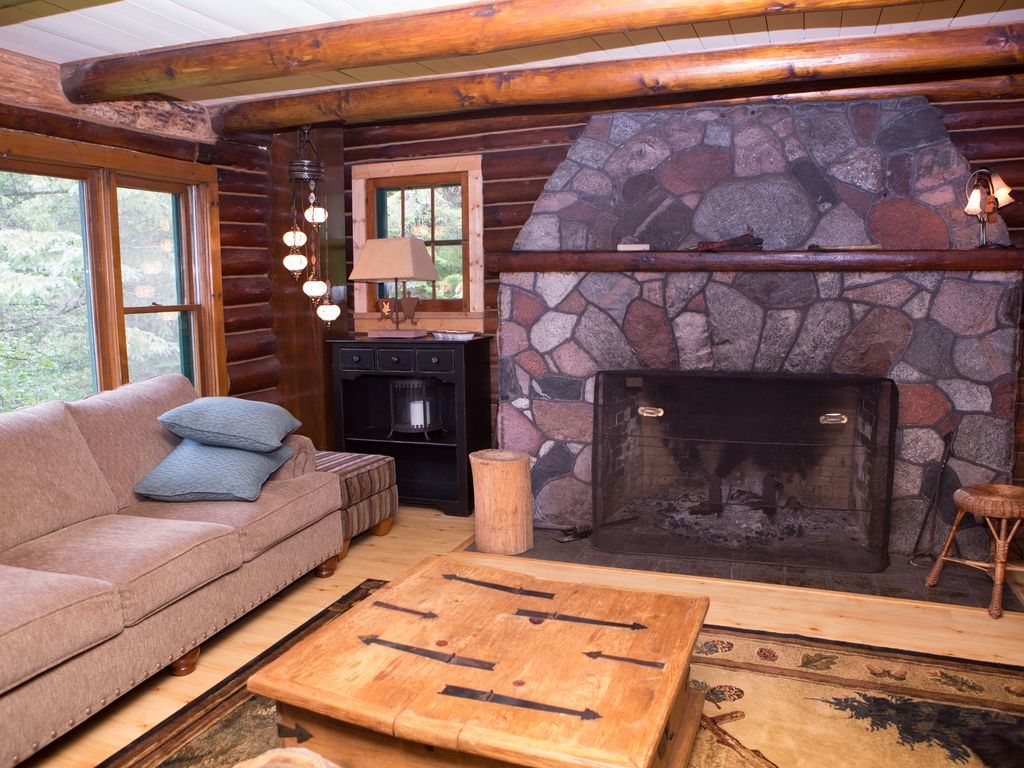build a fire listen to trees river pets o vrbo