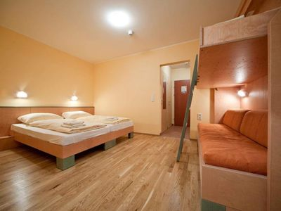 Photo for Quadruple Room - Half Board - JUFA HOTEL`s - JUFA Kaprun / Zell am See