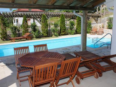 Photo for One bedroom apartment with terrace Palit (Rab)