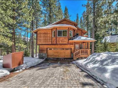 Photo for Large Tahoe Home, Close to Heavenly Ski Resort, With Hot Tub and Pool Table!