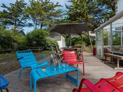 Photo for Vacation home Le Cygne  in Quiberon, Brittany - Southern - 8 persons, 4 bedrooms