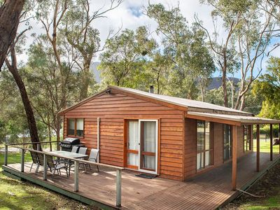 Photo for Bagara Cottage - Wood Fire - Two bedroom cottage 1km from the town centre with a wood fire
