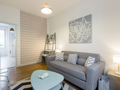 Photo for Arlequin, bel appartement hyper centre Rennes