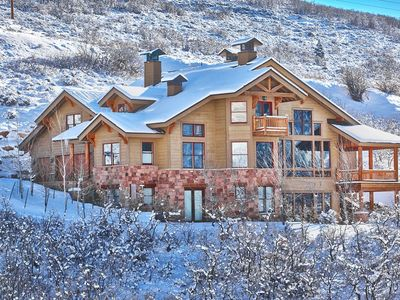 Photo for Premier Park City Lodge-2 minutes to Main Street, PC Ski Lift, and Deer Valley